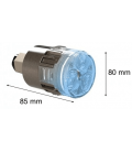 Lampara Led Mini Brio X15 colores PK10R303