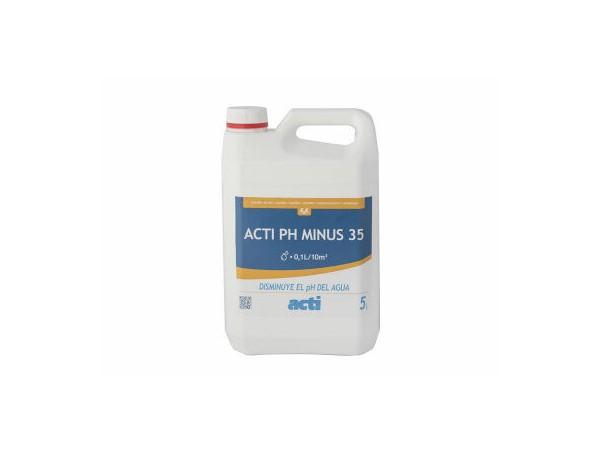 pH Minus Acti