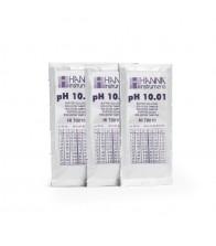 Solución pH 10,01 Hanna (bolsas 20 ml)
