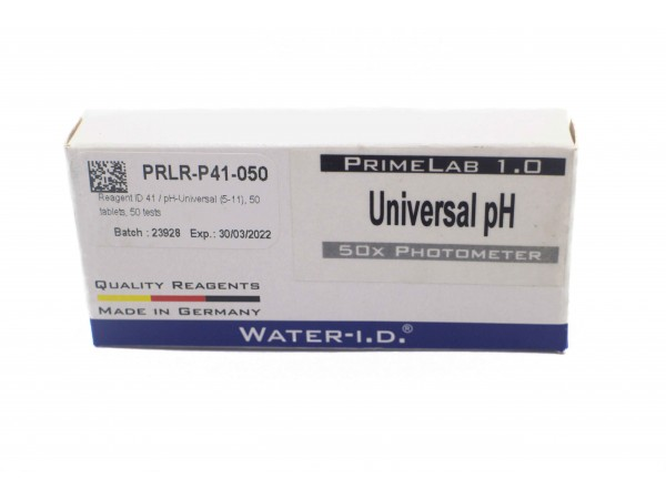Reactivo Primelab ID 41 / pH-Universal (5 - 11)