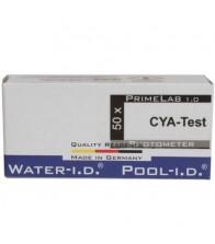Reactivo CYA-Test Ácido cianúrico Fotómetro PrimeLab