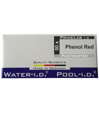Reactivo Phenol Red fotómetro PrimeLab-PoolLab
