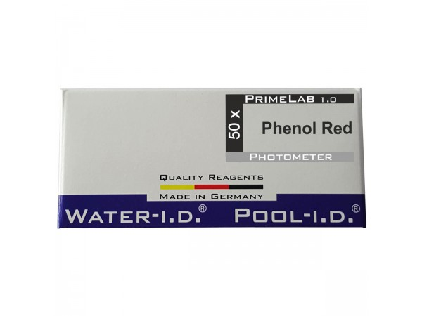 Reactivo Phenol Red fotómetro PrimeLab