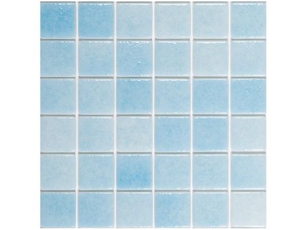 Gresite niebla azul celeste para piscinas y ba os - Gresite banos precios ...