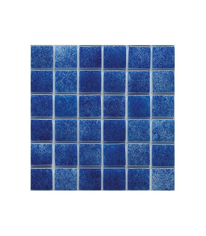 Gresite niebla azul marino tipo j nico para piscinas en for Gresite piscina precio m2