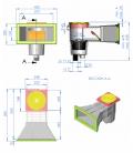 Skimmer Astralpool boca ampliación piscina con liner y prefabricada