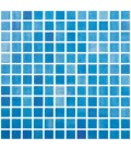 Gresite azul celeste niebla piscinas (25x25)