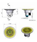 Sumidero Circular 270 mm Astralpool