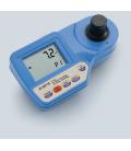 Fotómetro de cloro libre, total y ph HI96710