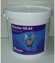 Cloro Rápido Diaclor gr. 60