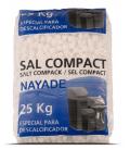Sal Nayade Compact especial descalcificadores