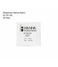 Reactivos Hanna Hierro rango alto (0-5 mg/l)