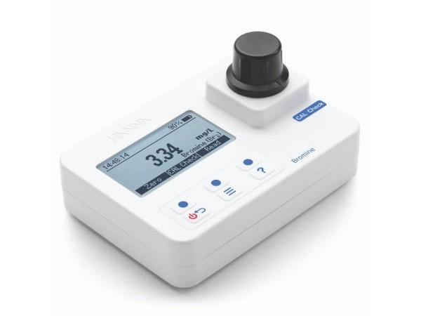 Fotómetro portátil Hanna Bromo (0,00 a 10,00 mg/L)