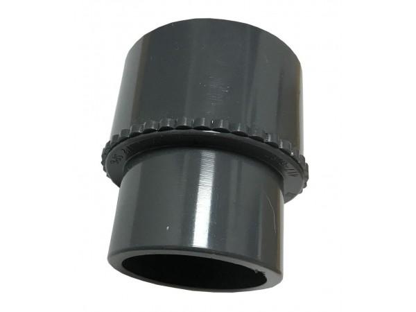 """Adaptador PVC 1 1/2"""" (USA) encolar-50 mm"""