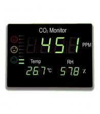 Panel Medidor CO2-Temperatura-HR