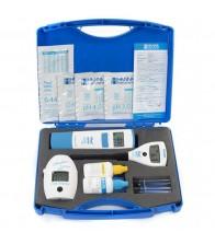 Maletin mantenimiento para Piscinas con cloración salina