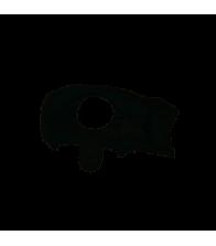 Carcasa Lateral Derecha Zodiac MX8 W79030