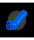 Codo conector accesorio 45 con Twist-lock Zodiac MX8 W73011P