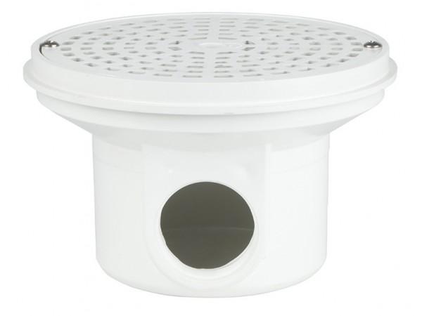 Sumidero ∅ 207 mm para piscina de hormigón