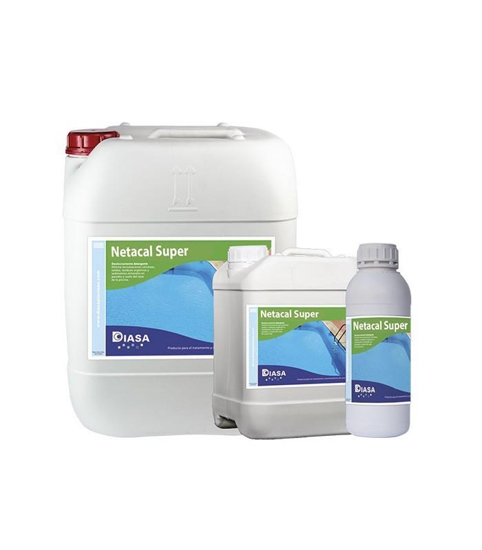 L quido desincrustante ideal para limpieza de gresite en for Liquido sellador para piscinas