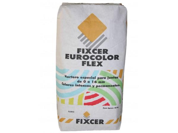 Material de rejuntado Eurocolor Flex