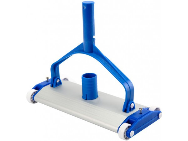 Limpiafondos manual piscina con enganche clip