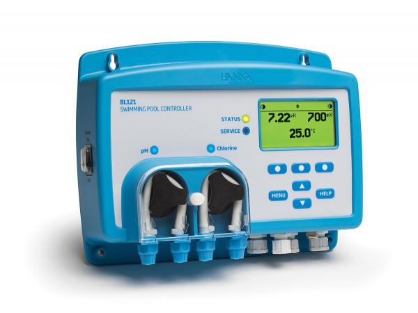 Controlador de pH/Redox y temperatura