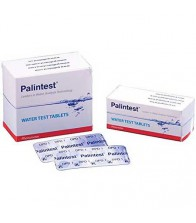 Reactivos DPD1 Palintest Fotómetro