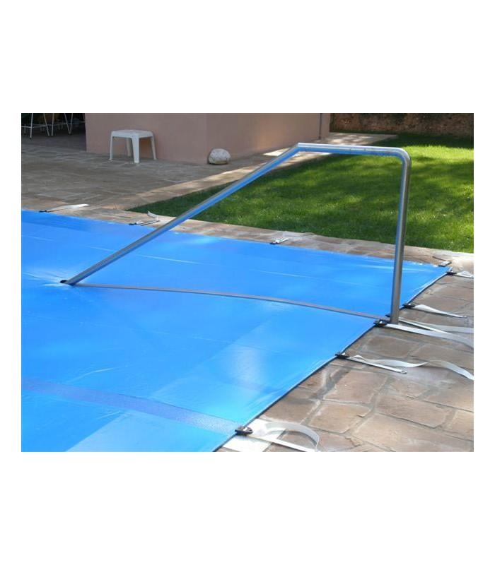 Amarre desplazable tensable para cobertores de invernaje for Precio cobertor piscina