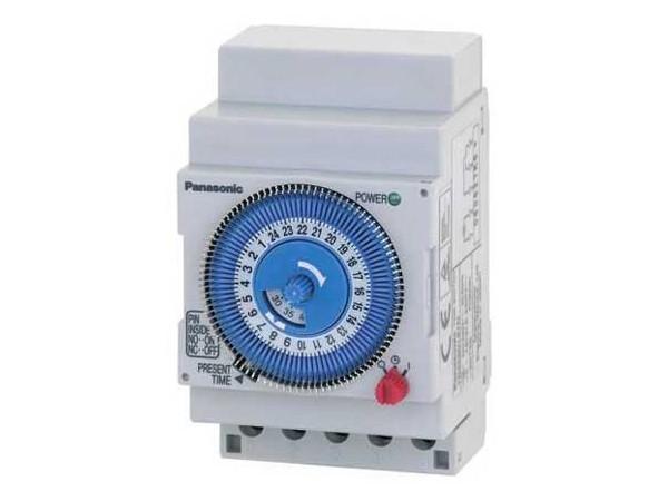 Reloj panasonic para depuradora de piscina gestion piscinas for Depuradora para piscina hinchable