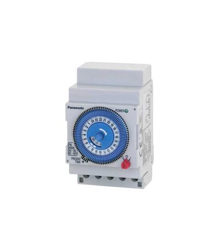 reloj panasonic para depuradora de piscina gestion piscinas