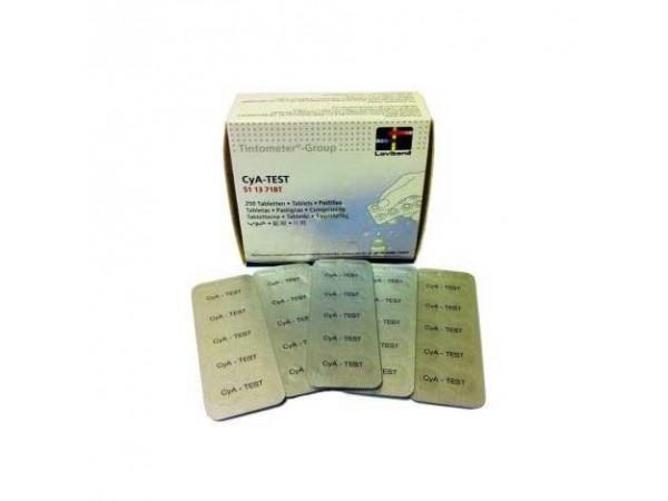 Recambio pastillas Lovibond Ácido Isocianúrico