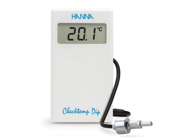 Medidor de temperatura para piscinas y spas