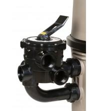 Válvula selectora filtro diatomeas Hayward