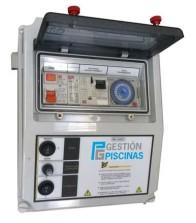 Cuadro Eléctrico para depuradora de Piscina y Focos