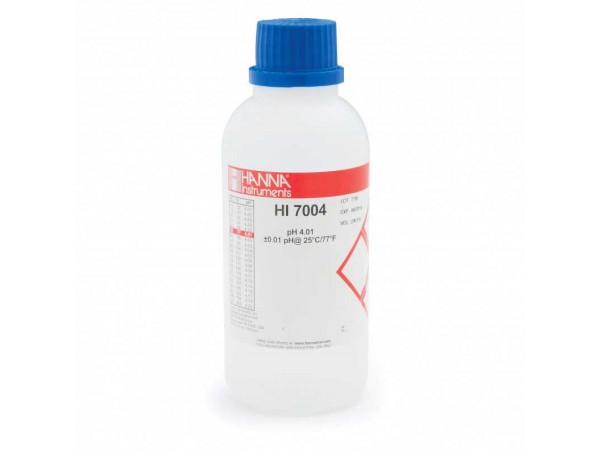 Solución calibración pH 4