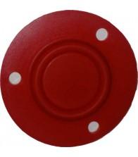 Membrana pulsador neumático Fitstar de piscinas
