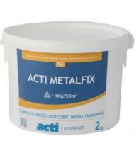 Secuestrador de metales Acti Metalfix