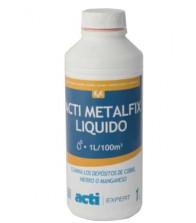 Secuestrador de metales Acti Metalfix líquido 1l.