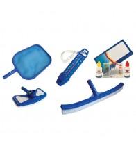 Kit de limpieza y analizador básico PoolStyle