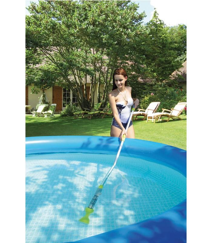 Aspirador el ctrico dpool perfecto para piscinas for Recambios piscinas desmontables
