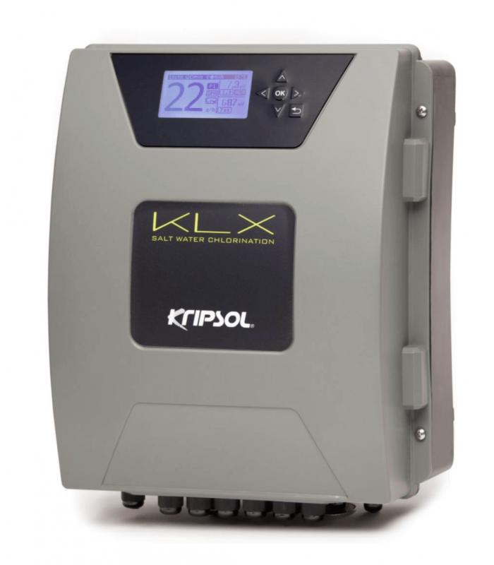 Clorador salino kripsol klx con control de ph gestion - Precio clorador salino ...