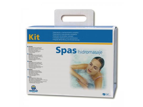 Kit de tratamiento para Spas o Hidromasajes
