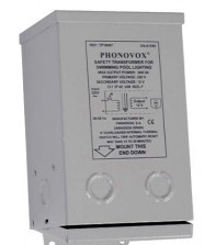 Transformador Encapsulado Phonovox 300 VA - IP 42