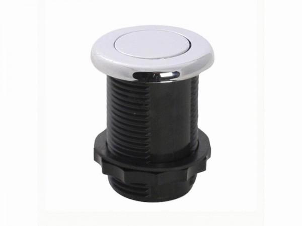 Pulsador Neumático ABS Cromado 3 mm Balboa-Hydroair