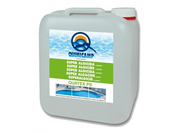 Super Algicida Quatex QP env. 5 litros
