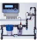 Reguladores automáticos de químicos