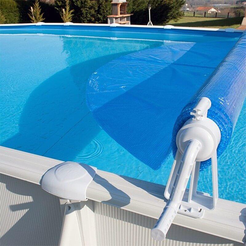 Enrollador Cobertor de piscinas elevadas