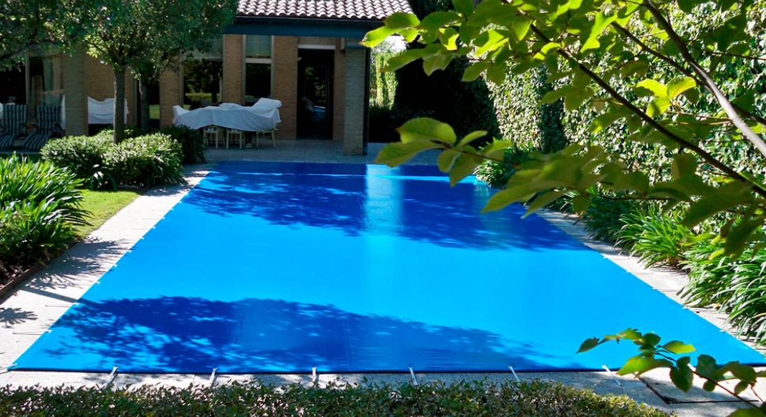 Cubiertas para piscinas privadas